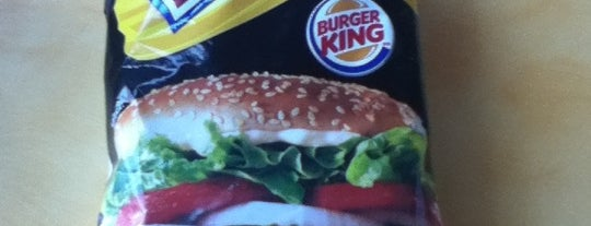 Burger King is one of Preferito..