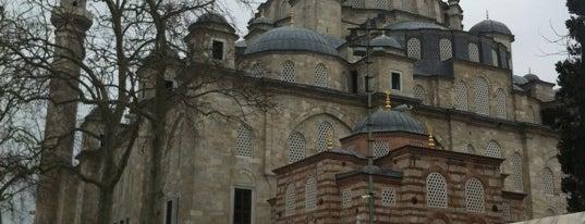Fatih-Moschee is one of Tarih/Kültür (Marmara).