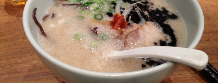 Ippudo is one of Tokyo's Best Asian - 2013.