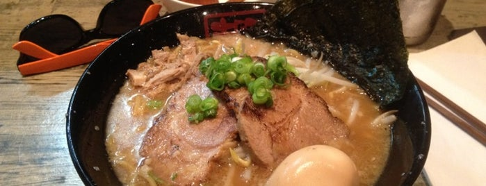 Kinton Ramen is one of Toronto food.