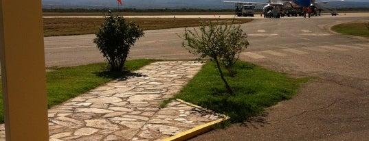 Aeropuerto de La Rioja - Capitán Vicente Almandos Almonacid (IRJ) is one of La Rioja.