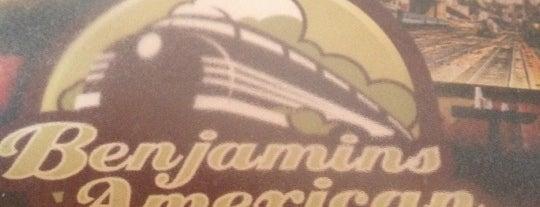 Benjamin's American Diner is one of US Food & Co. (Part 1/2).