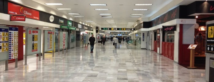 Mexico City International Airport (MEX) is one of Airports of the World.
