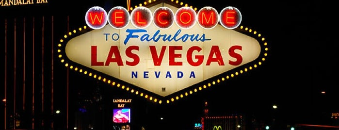 McCarran International Airport (LAS) is one of I Love Airports!.