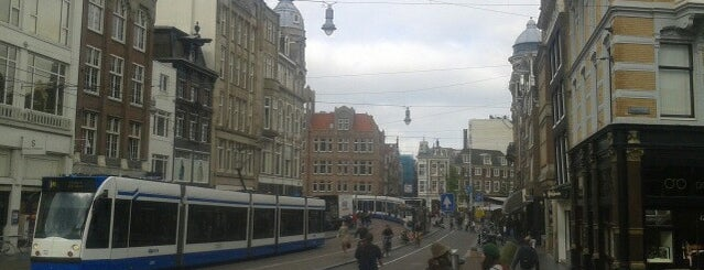 Koningsplein is one of ท่องเที่ยว Amsterdam.
