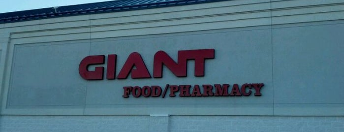 Giant is one of places i go often.