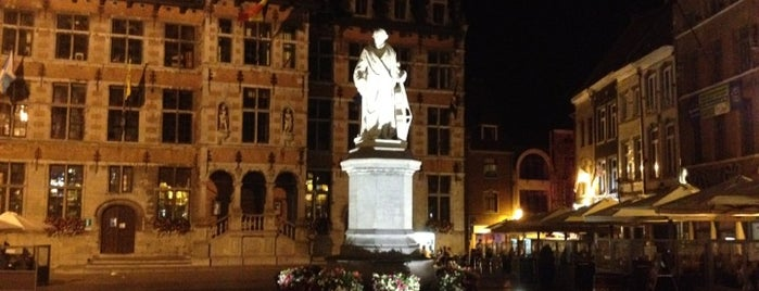 Grote Markt is one of A local's guide: 48 hours in Halle, Belgium.
