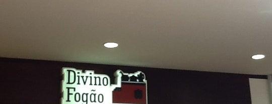 Divino Fogão is one of Restaurantes e Lanchonetes (Food) em João Pessoa.