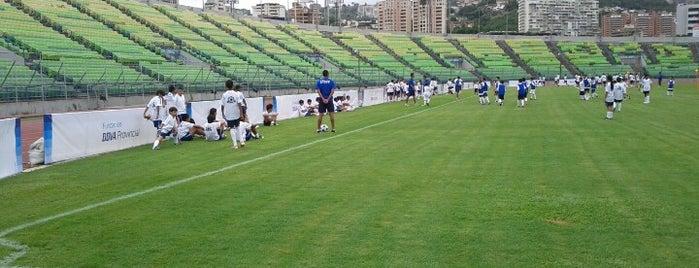 Estadio Olímpico Universitario is one of Caracas must.