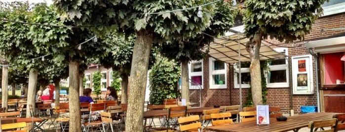 Bürgerhaus Weserterrassen is one of Bremen.