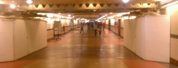 Union Station is one of Must Visit - LA.