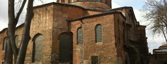 Aya İrini | Hagia Irene is one of 1stANBUL Tarih turu.