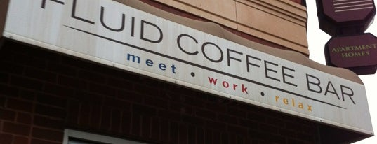 Fluid Coffee Bar is one of Denver.