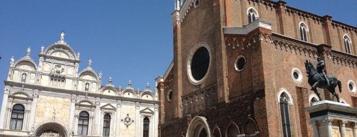 Campo S.S. Giovanni e Paolo is one of consigli che meritano..