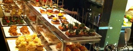 La Oliva Pintxos Y Vinos is one of My favorites in Amsterdam.