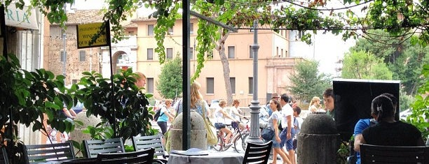 """Angelino """"ai Fori"""" dal 1947 is one of Rome."""