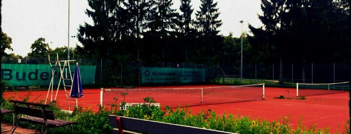 "TC Giengen Tennis Club is one of It's nice to be a ""Preiß"" in Giengen."