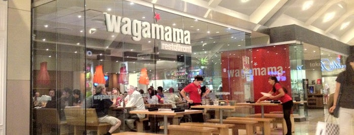 wagamama is one of The 9 Best Asian Restaurants in Back Bay, Boston.
