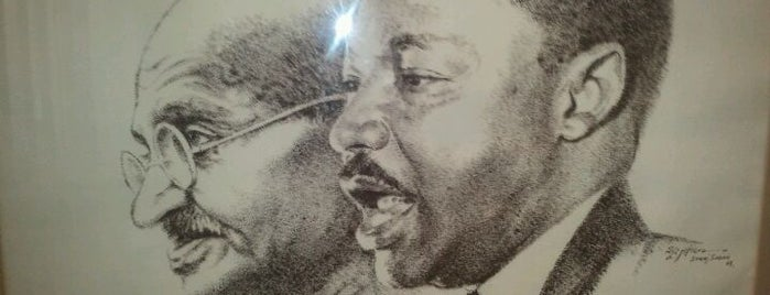 Martin Luther King, Jr. Center for Nonviolent Social Change is one of Places I have gone.