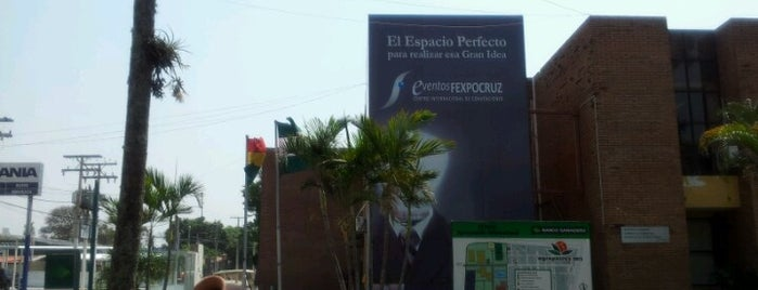 Campo Ferial Fexpocruz is one of 100% Santa Cruz.