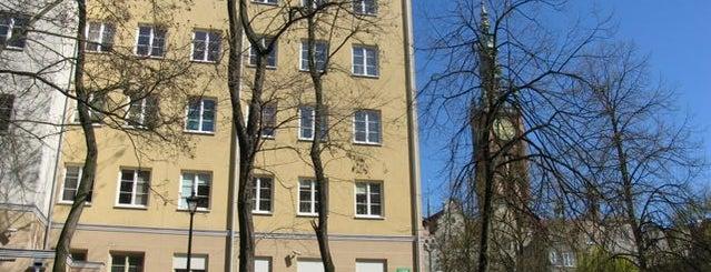 Apartament przy Ratuszu is one of Noclegi i SPA #4sqcities.