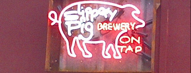 Slippery Pig Brewery is one of WABL Passport.