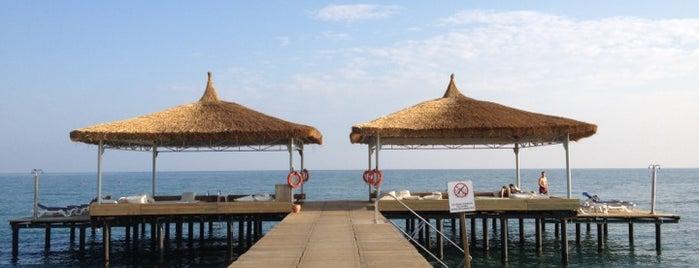 Robinson Club Nobilis Hotel is one of Turkiye Hotels.