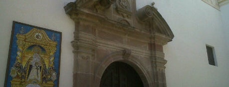 Iglesia de la Santa Cruz y San Felipe Neri is one of Qué visitar en Málaga.