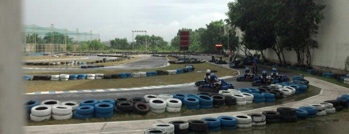 Kart Racing is one of Fátima.