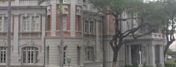 National Museum of Taiwan Literature is one of 歴史的建築.