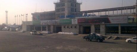 Hamid Karzai International Airport (KBL) حامد کرزی نړيوال هوايي ډگر | میدان هوایی بینالمللی حامد کرزی is one of Airports - worldwide.