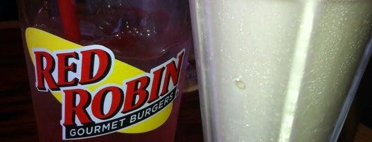 Red Robin Gourmet Burgers is one of Favorite Nightlife Spots.
