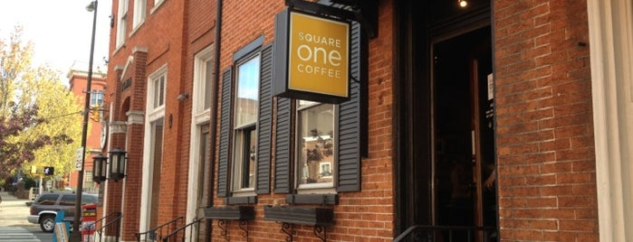 Square One Coffee is one of CoffeeGuide..