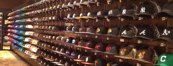 New Era Flagship Store: Birmingham is one of New Era Stores.