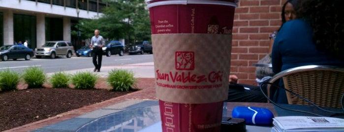 Juan Valdez Cafe is one of adrian.