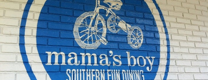 Mama's Boy is one of Must-visit Food in Athens.