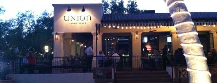 Union Public House is one of Tucson Eats.
