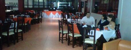 Restaurante Rodizio Sete is one of Restaurantes.