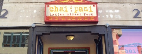 Chai Pani is one of 10 Years in Asheville.