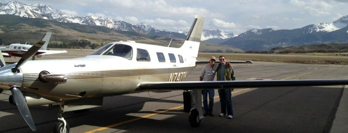 Telluride Regional Airport (TEX) is one of Other Airports.