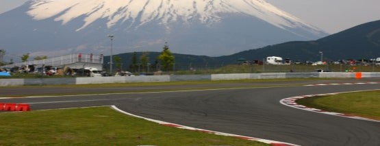Fuji Speedway is one of circuit.