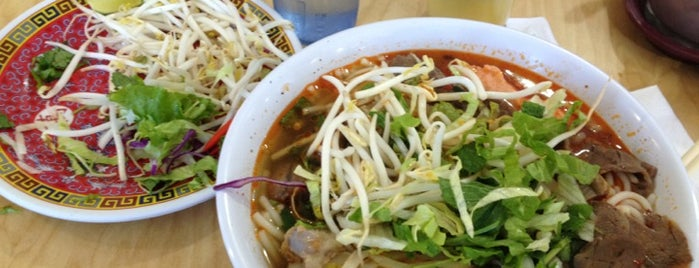 Hoai Hue is one of Must-visit Vietnamese Restaurants in San Diego.