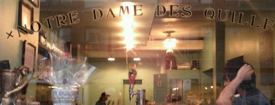 Notre Dame des Quilles is one of Soupers MTL.