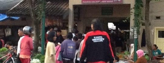 Pasar Kranggan is one of All-time favorites in Indonesia.