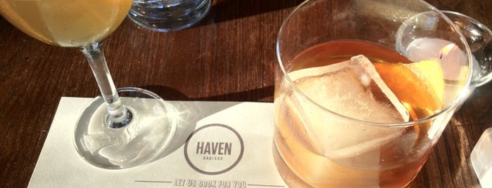 Haven is one of East Bay.