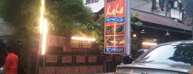 Restoran Lala Seafood is one of Makan @ KL #1.