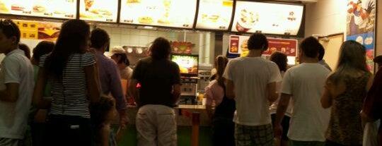 McDonald's is one of MAYORSHIPS.