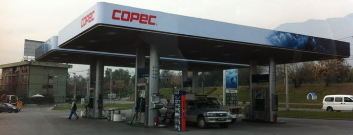 Copec is one of Peñalolén.