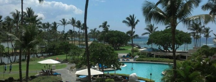 Mauna Lani Bay Hotel & Bungalows is one of Cool Places in Hawaii.