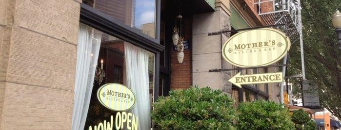 Mother's Bistro & Bar is one of The 15 Best Places with Good Service in Portland.
